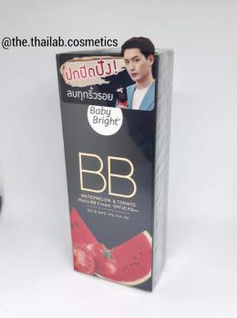 Корейский ВВ Крем Арбуз + Томат Watermelon & Tomato Matte BB Cream SPF45 PA++ Baby Bright