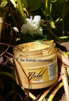Тайская Маска для Лица Золотая Концентрированная Gold Face mask 150г Praileela