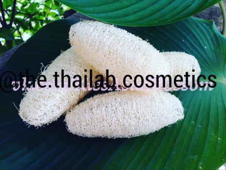 Тайская Люффа Натуральная (мочалка) 2 шт в упаковке