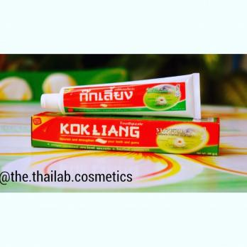 Тайская Натуральная Зубная Паста 100г Kokliang