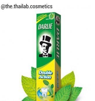 Тайская Зубная Паста «Двойная Свежесть» Double Action Toothpaste Darlie 85г