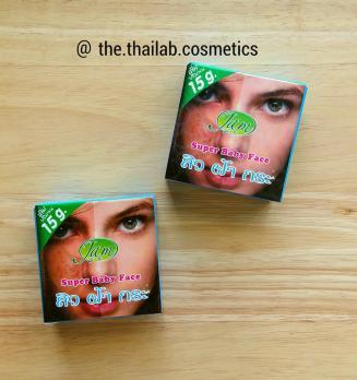 Тайское Мыло Очищающее Super Baby Face 60 г Jam