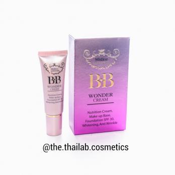 Тайский Тональный Крем для Лица BB Wonder Cream 15мл Mistine