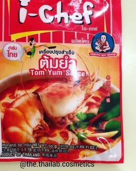 Тайский Соус Том Ям I-Chef Tom Yum Sauce 50g