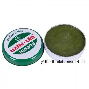 Тайский бальзам Zam - Buk от укусов насекомых зеленый в металических баночках 8 г