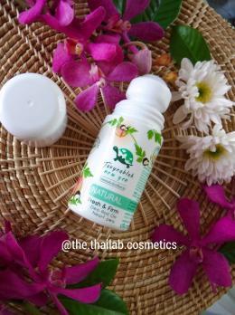 Тайский Дезодорант Натуральный 30 мл Taoyeablok