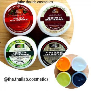 Тайская Маска для Волос с Кокосом Coconut Hair Treatment 300мл NT-group