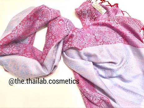 Тайский Палантин, материал пашмина 100% Vilai Thai Scarf