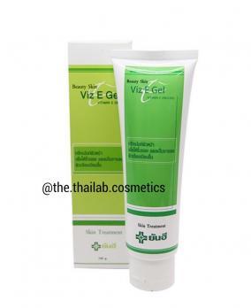 Тайский Лечебный Крем-Гель для Лица с Витамином Е 100г Viz Е Gel Yanhee Beauty Skin