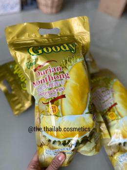 Тайский Дуриан Обезвоженный 290г Durian Monthong Goody